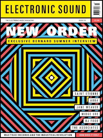 Electronic Sound  Issue 29 (2017)