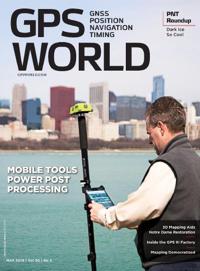 GPS World - May (2019)
