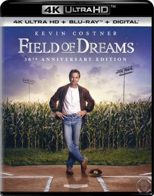 Поле чудес / Поле мечты / Field of Dreams (1989) BDRemux 2160p   HDR
