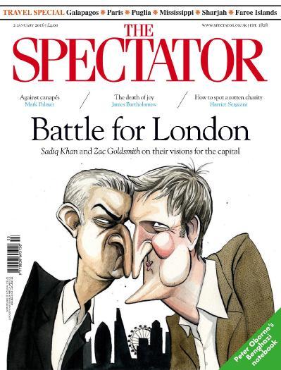 The Spectator - 2 January (2016)