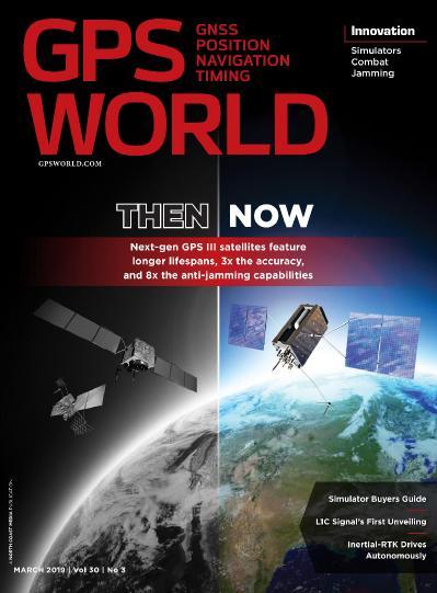GPS World - March (2019)