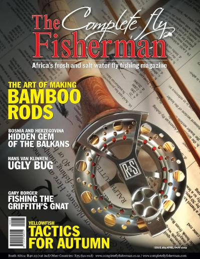 The Complete Fly Fisherman - April-May (2019)