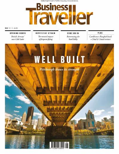 Business Traveller UK - 05 (2019)