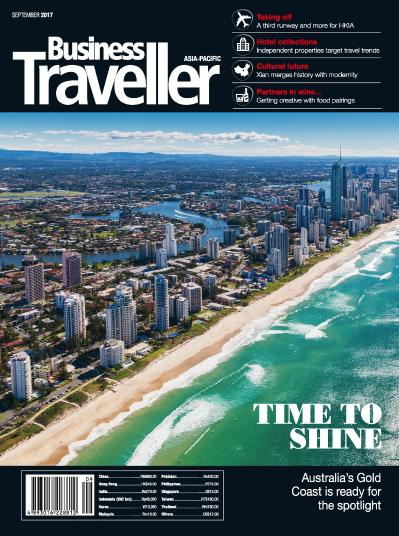 Business Traveller Asia-Pacific Edition  September (2017)
