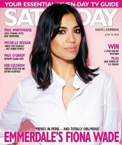 Saturday Magazine  June 16 (2018)