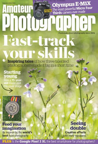 Amateur Photographer - 11 05 (2019)