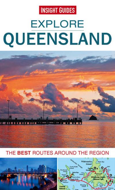 Insight Guides Explore Queensland - Insight Guides
