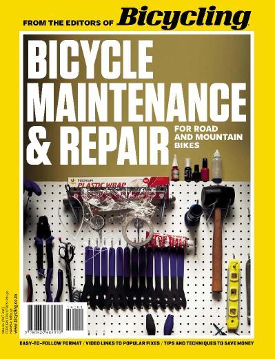 Bicycling South Africa  Bicycle Maintenance amp amp Repair (2016)