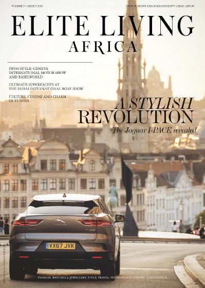 Elite Living Africa  Issue 2 (2019)