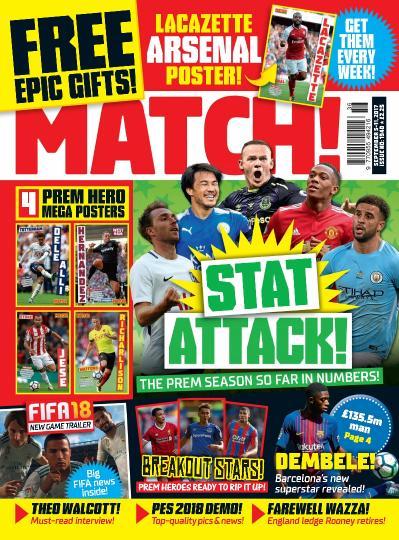 Match  September 5-11 (2017)