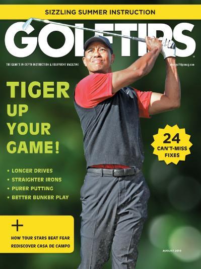 Golf Tips USA - July-Augu (2019)