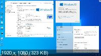Windows 10 Professional VL 1903 19H1 by OVGorskiy 05.2019 (x86/x64/RUS)