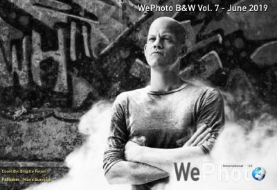WePhoto  BW - Volume 7 June (2019)