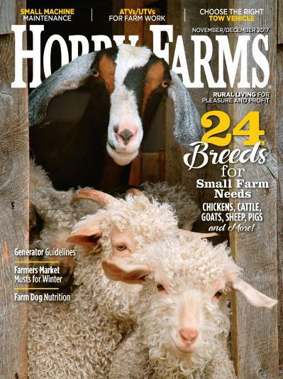 Hobby Farms November-December (2017)