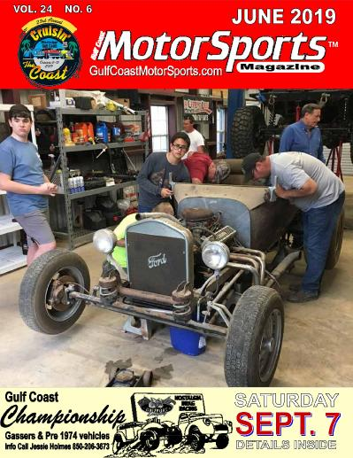 Gulf Coa MotorSports - June (2019)