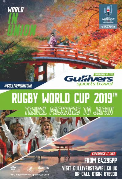 Rugby World - July (2019)