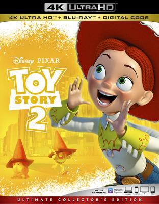 История игрушек 2 / Toy Story 2 (1999)  BDRemux 2160p | HDR | Лицензия