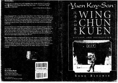 Yuen Kay-San Wing Chun Kuen