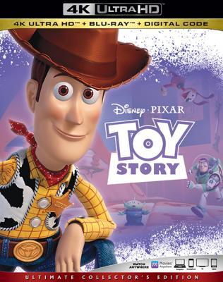 История игрушек / Toy Story (1995) BDRemux 2160p | HDR | Лицензия